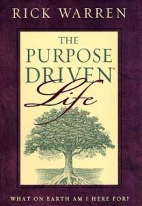 The Purpose Driven Life - Pastor Rick Warren