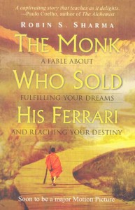 The Monk Who Sold His Ferrari - Robin Sharma